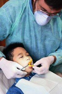 مراقبت از دندان کودک